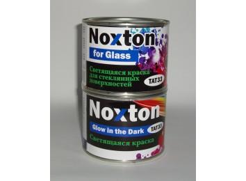 Светящаяся краска для стекла Классика с зеленым свечением
