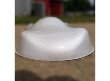 Перламутровая краска Noxton для стекла экстерьера с белым переливом