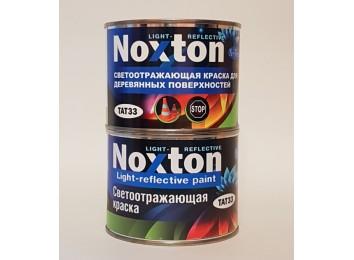 Светоотражающая краска для дерева Noxton Серая